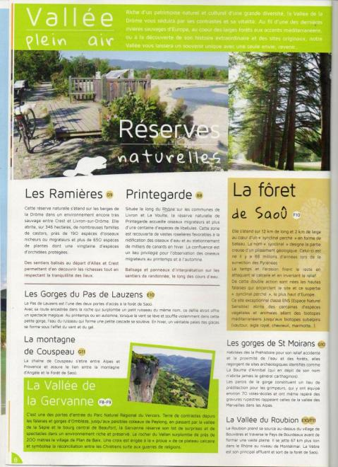 reserves naturelles